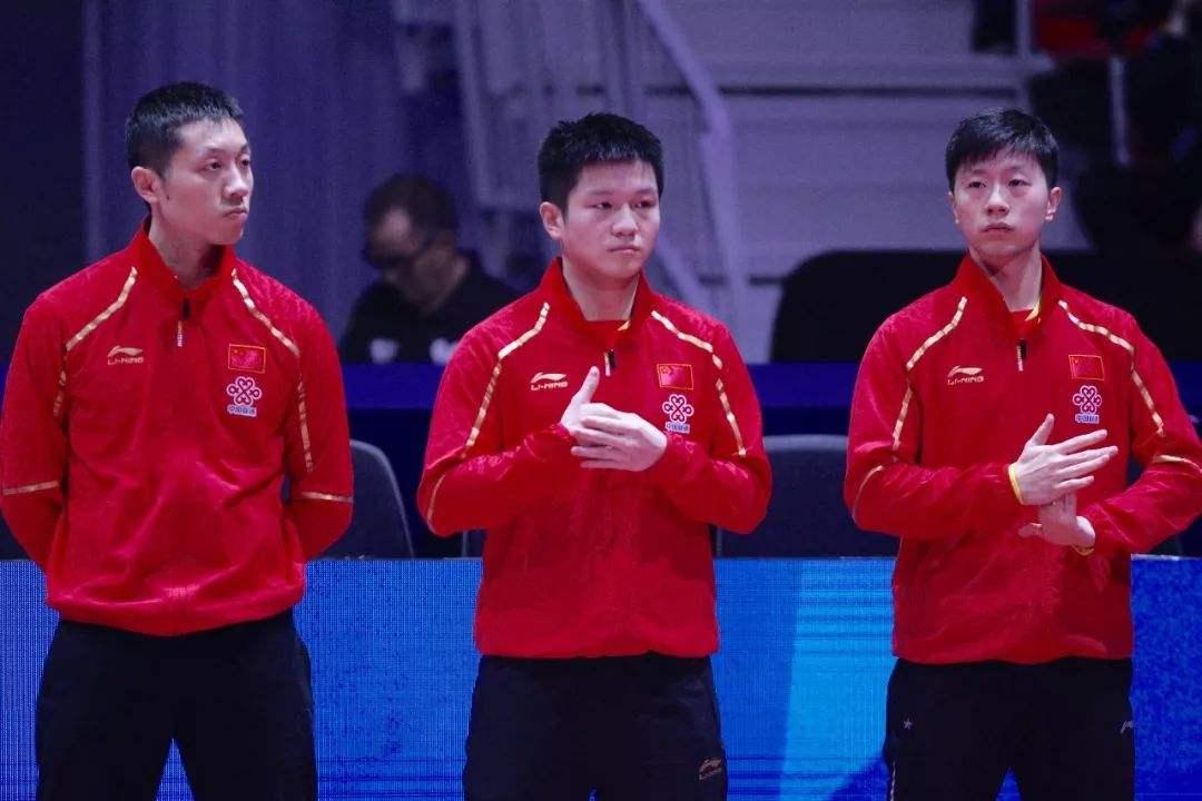 国乒奥运会男单资格基本确定,外协6大高手,将对国乒造成威胁