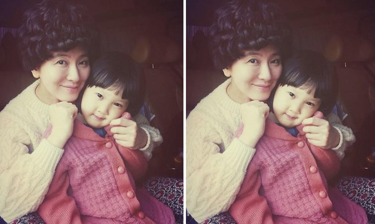 《请回答1988》珍珠近照来袭!8岁的她长发及腰,颜值变化大