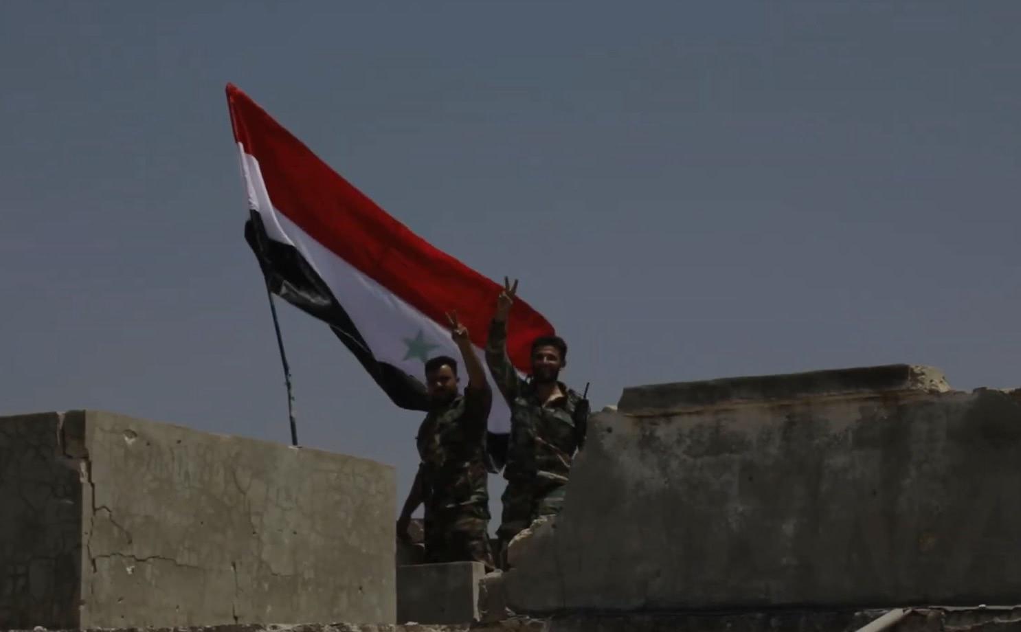俄罗斯出手,叙利亚政府军连战连捷,恐怖分子纷纷逃亡土耳其