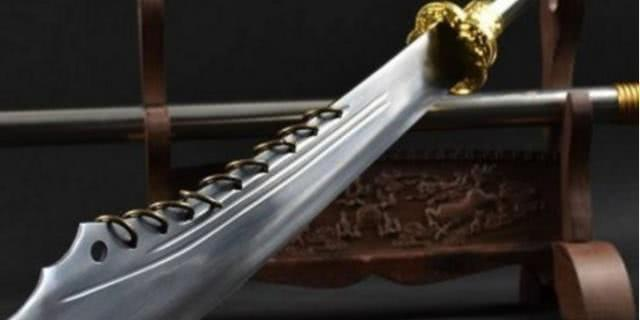 为何古人用的大刀上要装铁环?不仅是因为好看,这作用更重要!