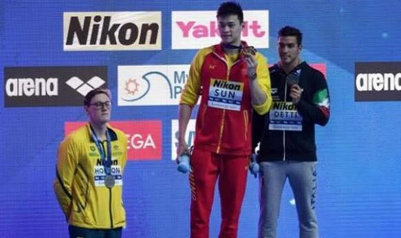 《孙杨法则》正式公布!孙杨反击霍顿和斯科特,国际泳联颁布新规