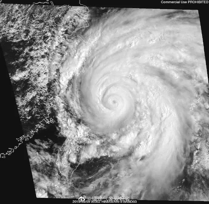 红色台风预警!17级台风逼近闽东!大暴雨、沿海大风今晚杀到!