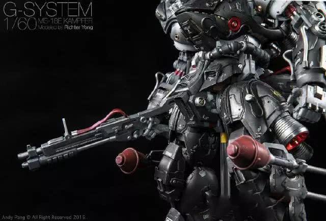 模玩控:战争机器2.0,黑色京宝梵
