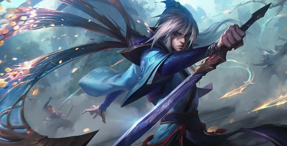 至强男刀1秒淘汰敌方,小智大赞:他真的有点东西