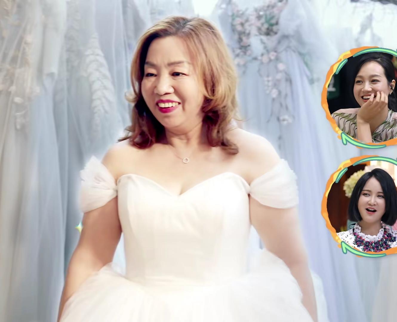 魏大勋妈妈到底有多美?当她穿上婚纱的那一刻,网友:美到窒息!