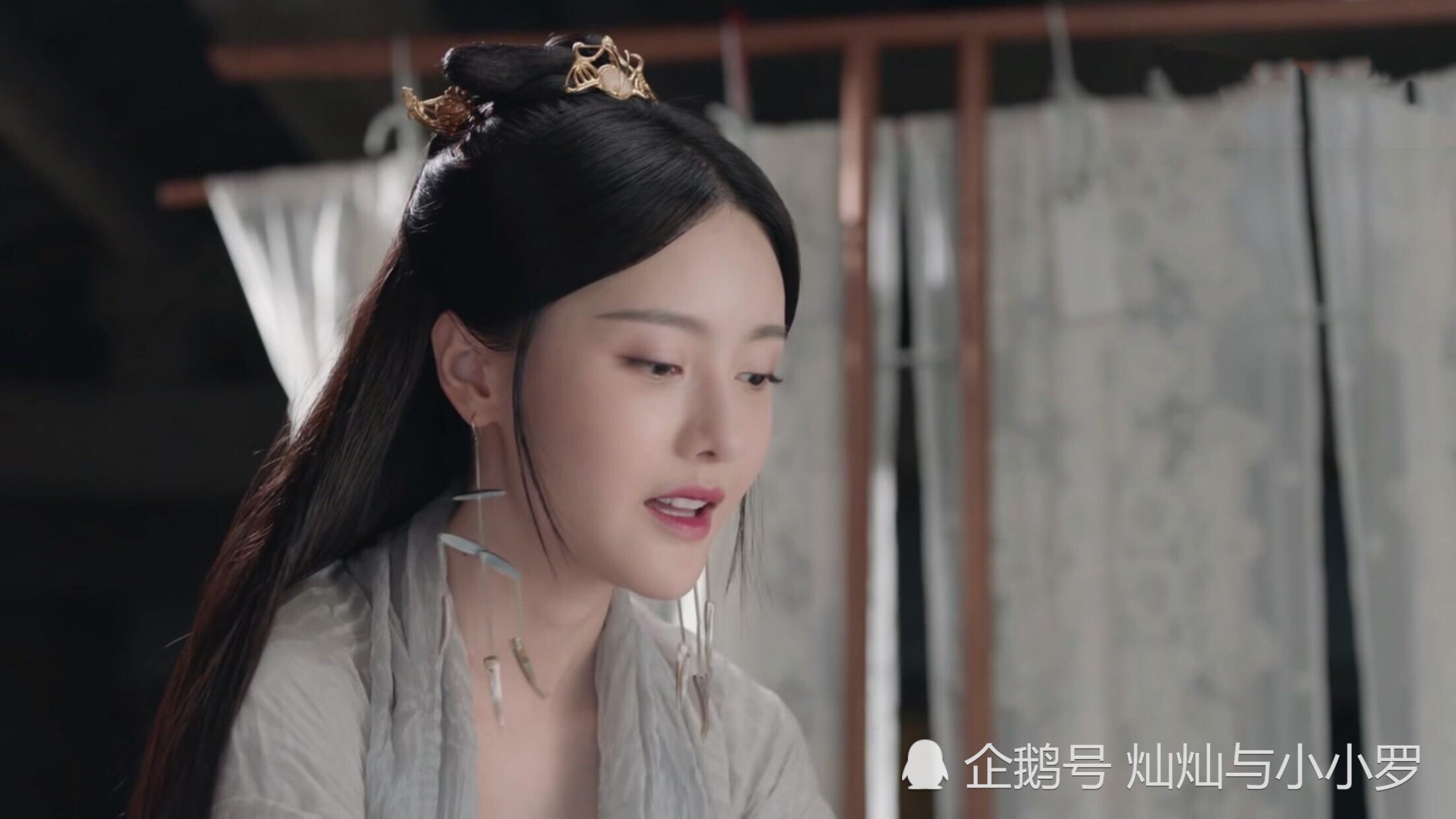 <b>宸汐缘:青瑶的五个凡间造型,白衣虽美,最后一个真的如仙女下凡</b>