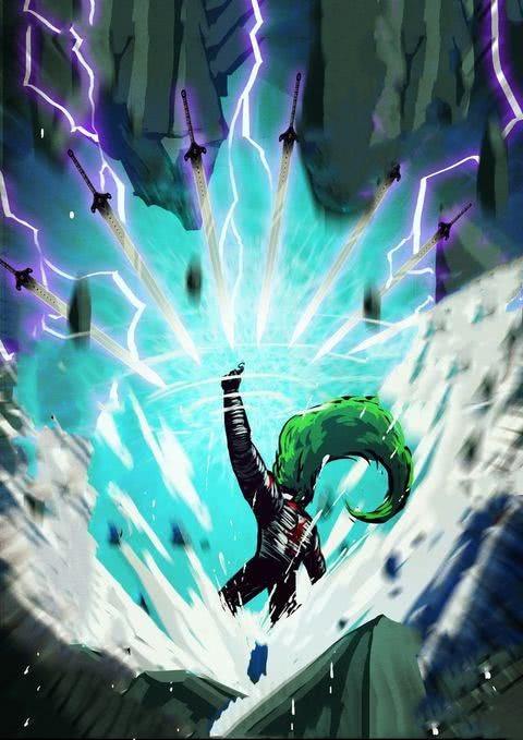 尸兄:漫画里出现过的强者,他仅凭借一己之力屠杀了上万名强敌