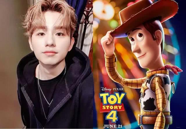 """韩网友认为像""""玩具总动员""""角色的韩国明星,真人版巴斯光年?"""