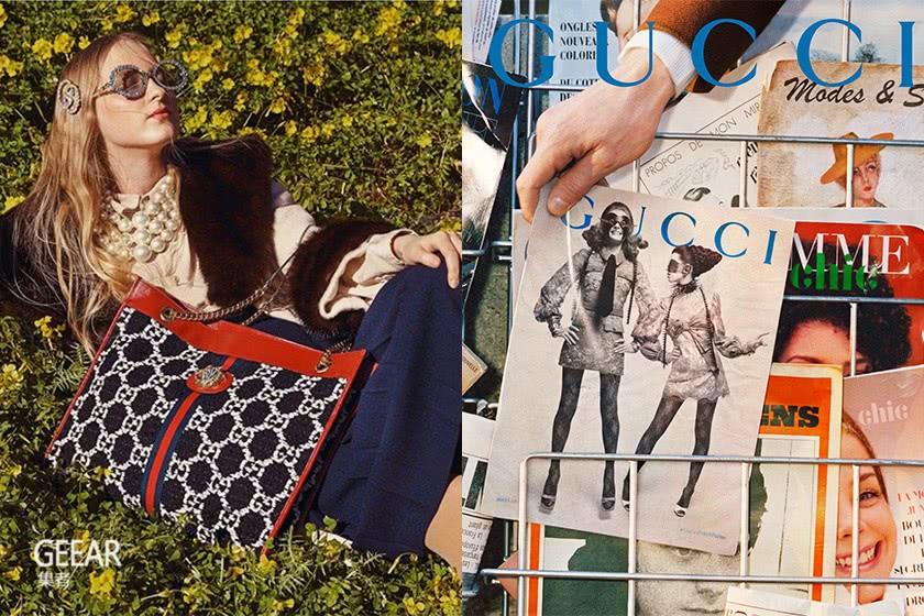 将巴黎世家打败,2019上半年的第一人气品牌就是Gucci!