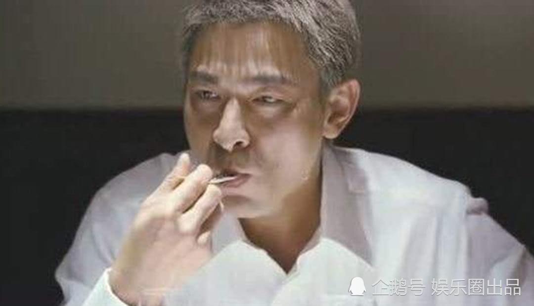 四大天王拍电影,刘德华的昆哥成经典,张学友的左手哥超越难!