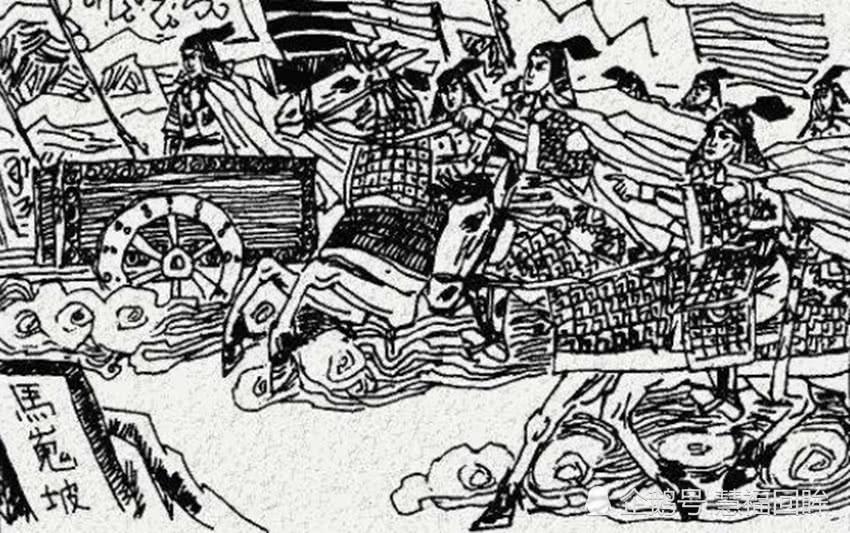 马嵬坡:杨国忠为啥被乱刀剁了,唐玄宗想保杨贵妃,为啥保不了?