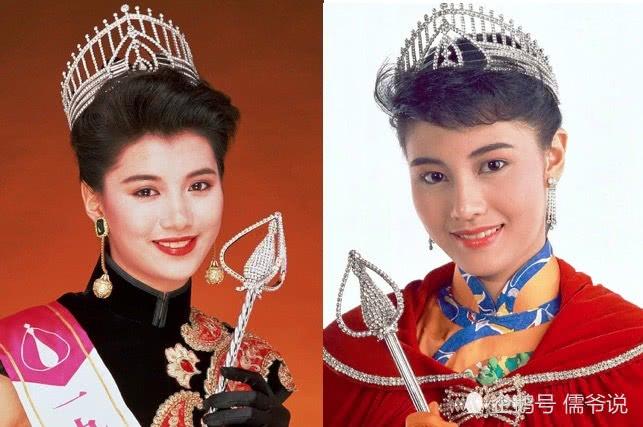 2019香港小姐出炉,王菲成最上镜小姐,而热门的她俩却落选
