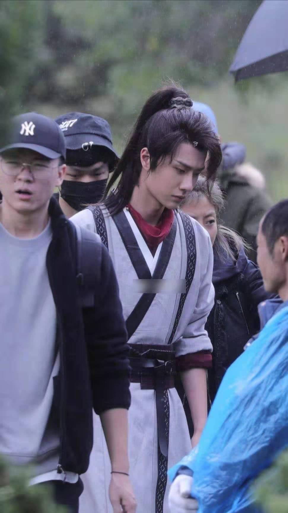 赵丽颖产后复出搭档王一博,两人相差九岁出演姐弟恋情侣