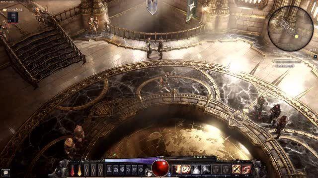 「地下城堡2灵魂神殿值得刷的装备」破坏领主16:地下秘境