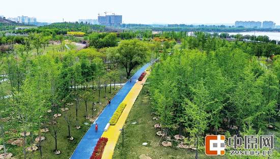 权威发布!郑州国家中心城市森林生态系统规划