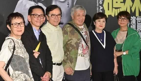 53岁郭富城演唱会撕衣大秀六块腹肌!明星组团观看堪比颁奖典礼