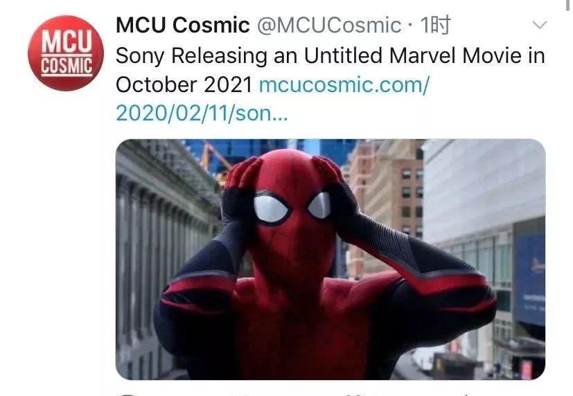 又一部漫威电影定档2021年,蜘蛛女侠登场,明年真的要狂欢!