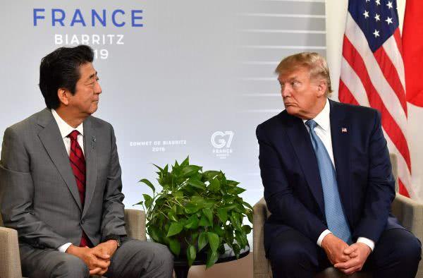 """美日贸易协定""""速成"""" 日政府内部人士:就怕特朗普反悔"""
