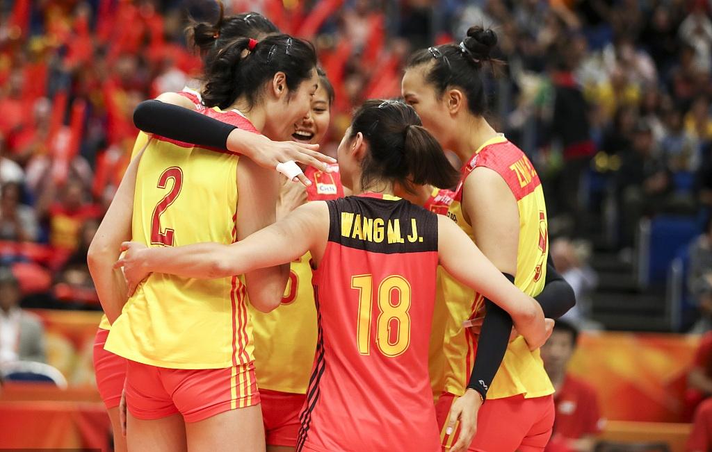 女排世界杯直播:中国女排VS塞尔维亚赢就夺冠,央视腾讯将直播