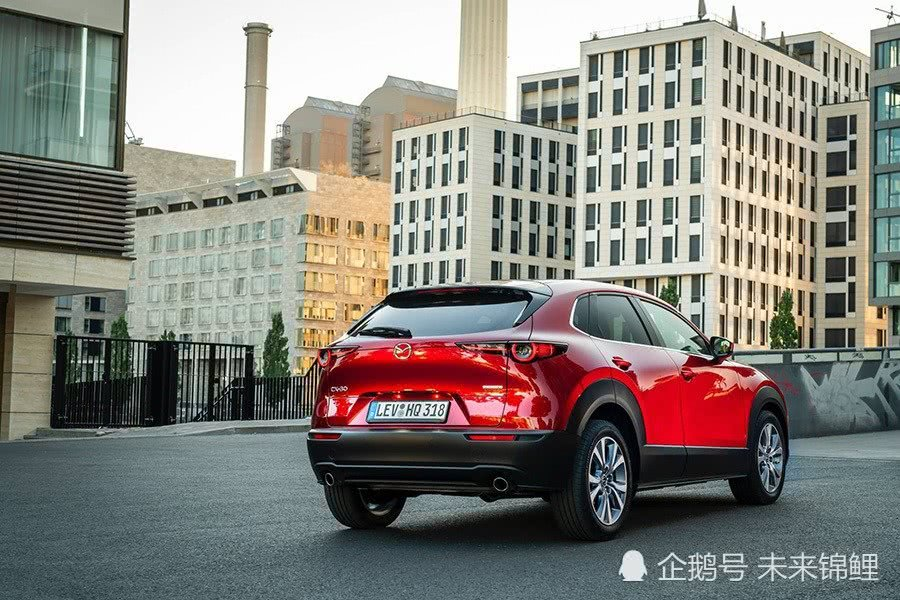 不是CX-30电动版 马自达全新电动车将于东京车展亮相