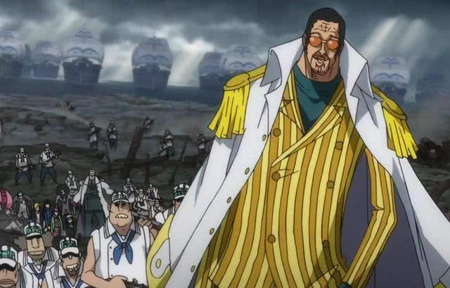海贼王:大将黄猿闪光果实真的无敌吗?到底有哪些弱点?
