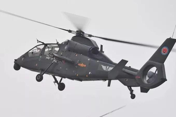 """""""UFO""""落地造型奇特武装直升机亮相直博会,直-20都被抢了风头!"""