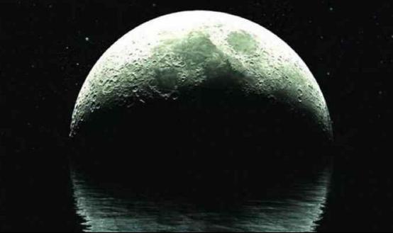 """月球是一个天然""""造水机""""?含有大量水分子,或为人类提供资源"""