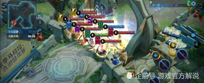 今日上线的王者快跑这些穿墙英雄火了,网友表示已经拿到第一名的秘诀