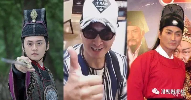 两代展昭互赠高帽!TVB小生获何家劲拍视频支持新版展昭
