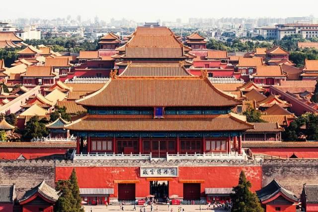寿康宫有一座金发塔,里面盛放的东西,可以破解几百年的谜团
