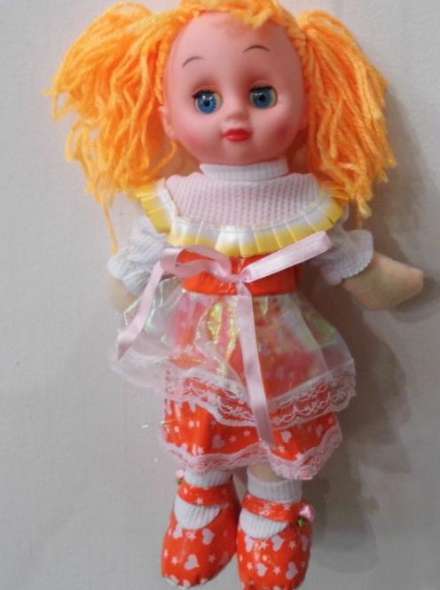 心理测试:下面哪一个洋娃娃是你喜欢的?测你的幸福感有多强