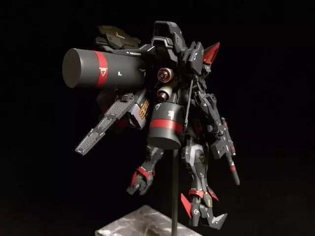 模玩控:MG 1/100比例 终极迅雷高达