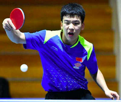 16岁国乒小魔王爆发,豪取6连胜为中国锁定双冠,霸气双杀日本