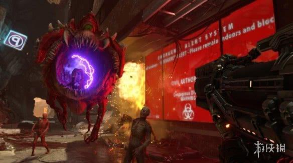 《毁灭战士:永恒》战场模式发布 与恶魔决一死战!