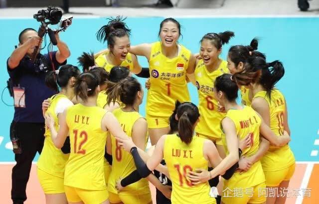 中国女排继续赢,七连胜!零封美国,进入夺冠倒计时