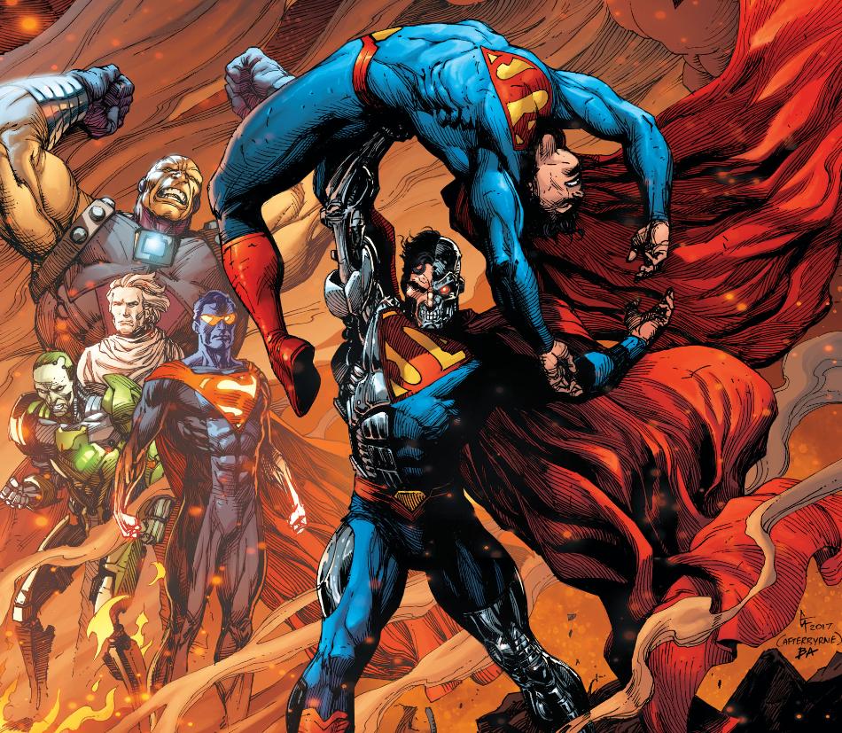新52超人可能是假的?他大概是最倒霉的超人了!