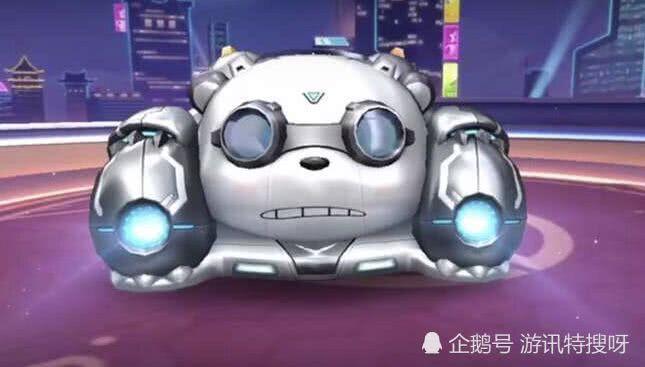 QQ飞车手游:熊猫车值得入手收藏吗?玩家:赤橙梦魇不香吗?
