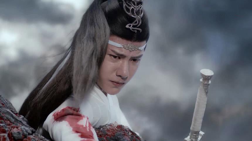 陈情令:江澄并未杀魏婴,却故意刺偏,魏婴坠崖,竟是为了救蓝湛