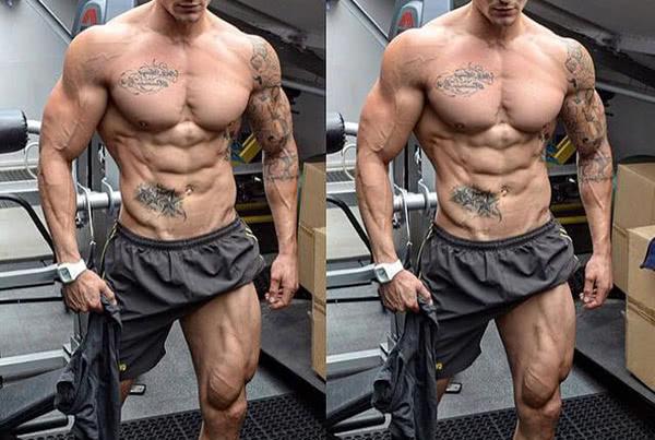 不要认为核心训练就是在练腹肌,它包含了太多的肌肉