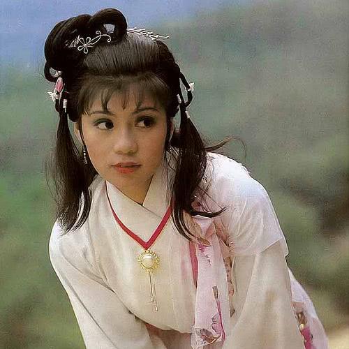 汤镇业谈翁美玲与黄蓉的相似点,角色也有真人版