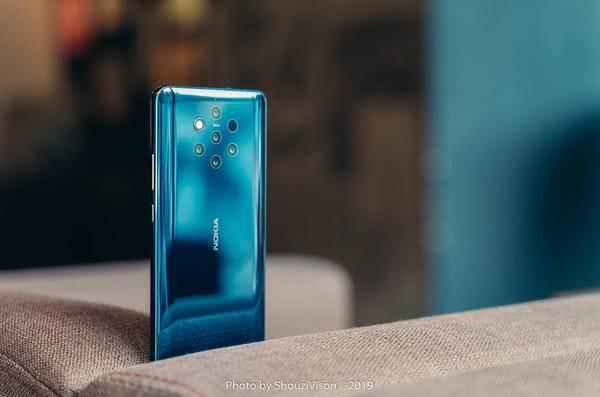 Nokia 9 PureView,拍照旗舰里有点偏科的选手