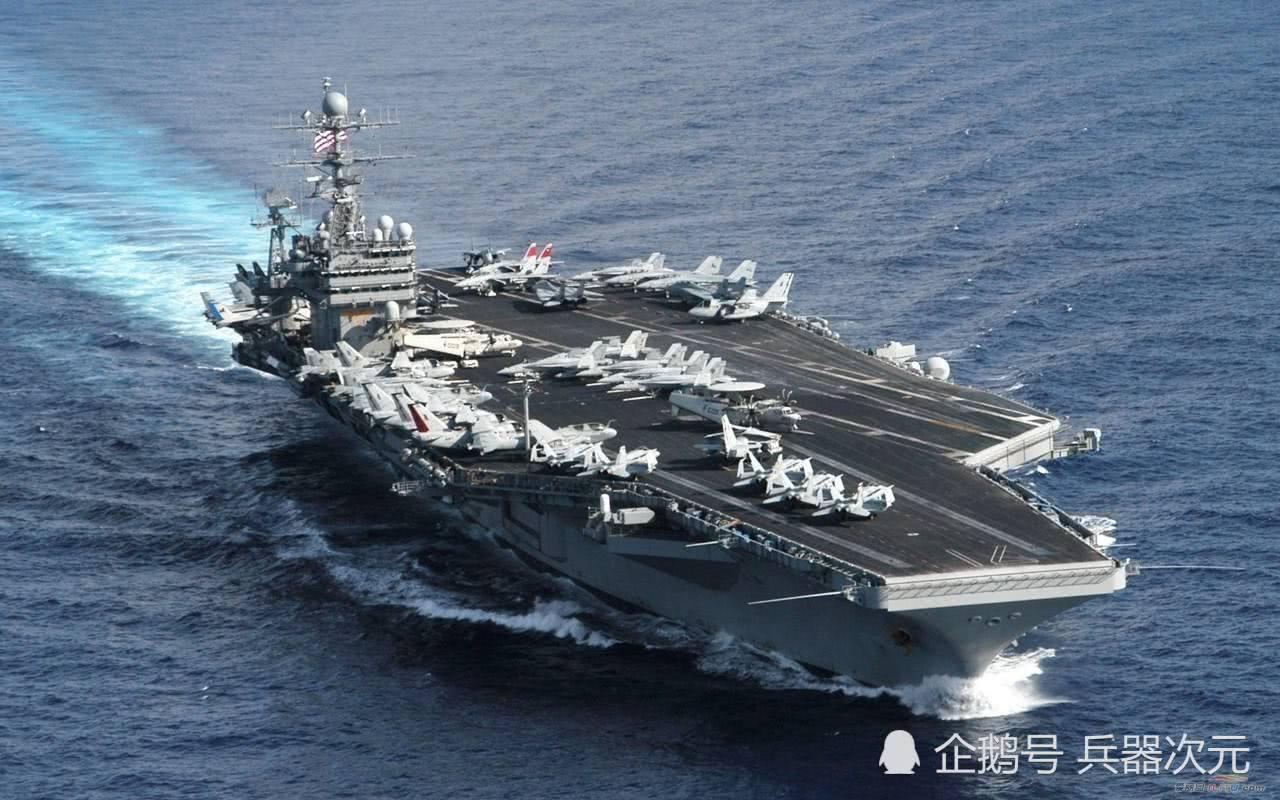 第2支航母舰队增援波斯湾,1000枚巡航导弹就位,瞄准52栋伊朗建筑