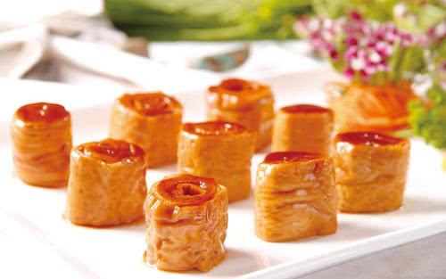 齐鲁传统的年夜饭经典的一道菜