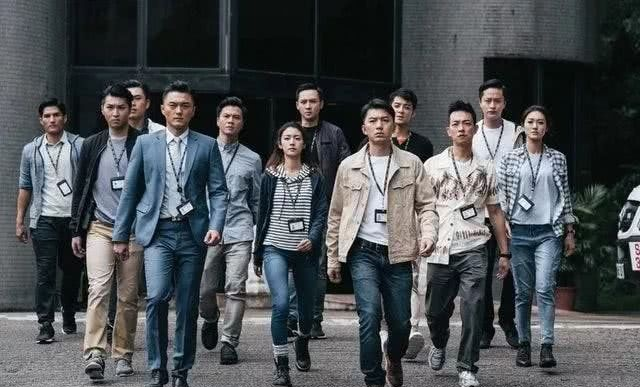 《多功能老婆》成TVB三大台庆剧收视冠军《凤弈》收视垫底