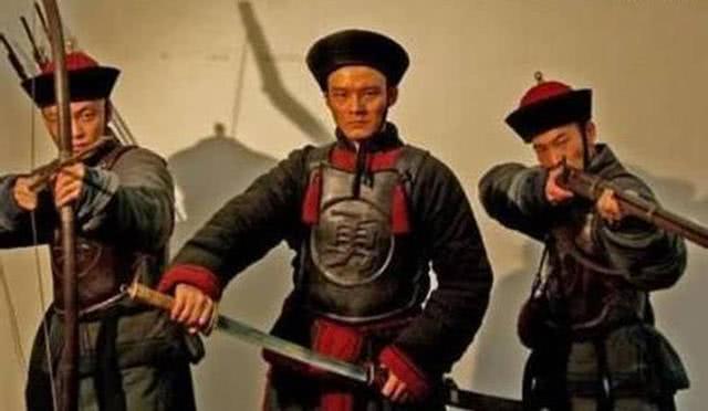 """清朝军服印的""""兵""""和""""勇""""有何不同?一字之差,天壤之别!"""