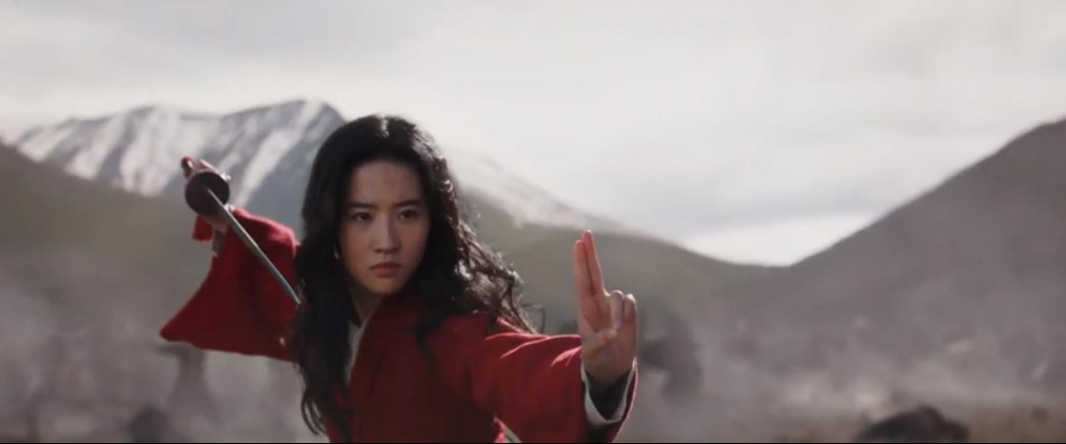 <b>《花木兰》新预告,李连杰、甄子丹亮相,巩俐造型最抢眼!</b>