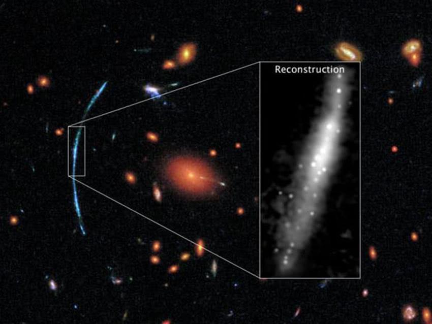 难道宇宙真是由黑洞创造的?科学家发现一颗巨大黑洞正在创建星系