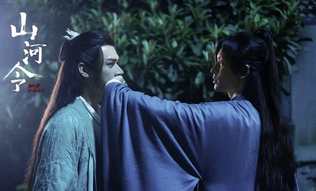 """凭借《山河令》走红的两位演员,事实证明,他们只是""""昙花一现"""""""