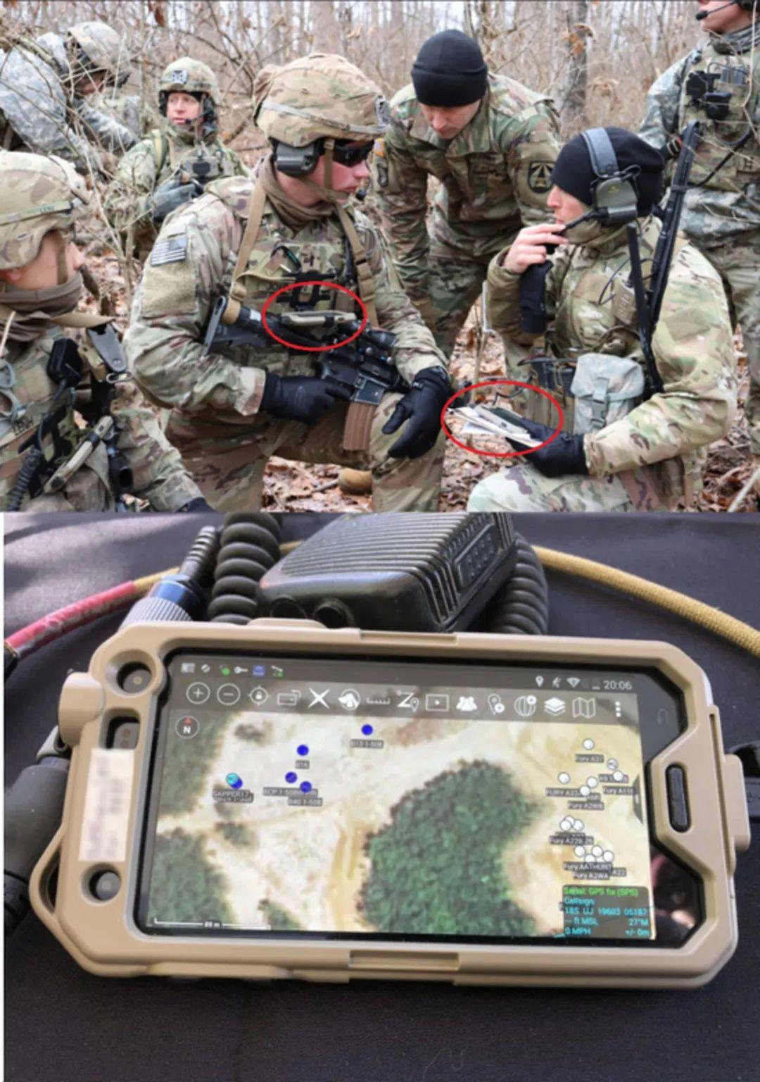 解放军装备单兵信息化系统或已领先美国