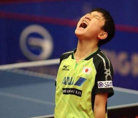 「日本张本美和中文采访」日本小将变低调!张本:或永远难拿奥运金牌!伊藤落泪:我有差距